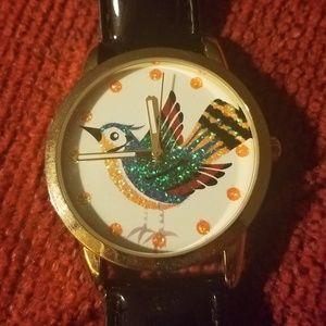 EUC Sparkly Fun Bird Watch - Pristine!